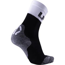 UYN Cycling Light Sokken Heren, zwart/wit